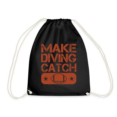 Make Diving Catch - Turnbeutel