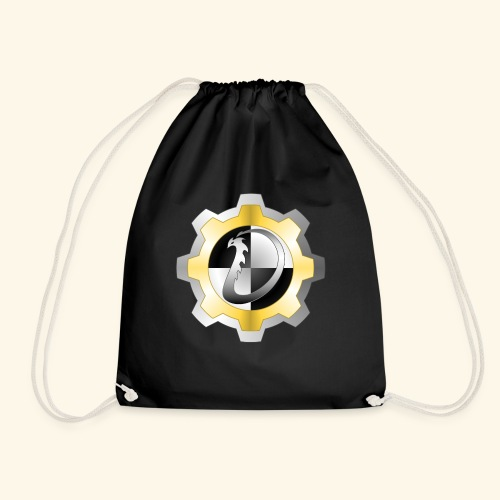 Team DSC logo - Drawstring Bag
