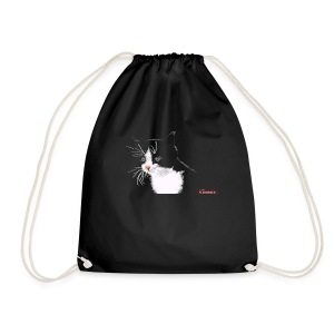 Cat FEMALE - Drawstring Bag