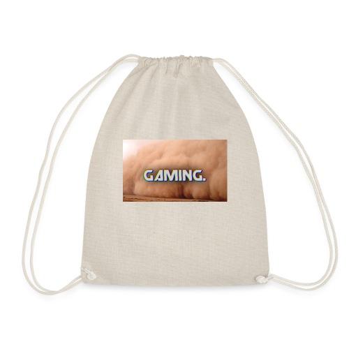 GamingDust LOGO - Drawstring Bag