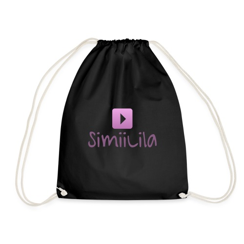 SimiiLila Logo - Turnbeutel