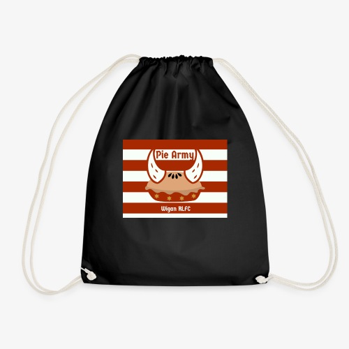 Pie Army - Drawstring Bag