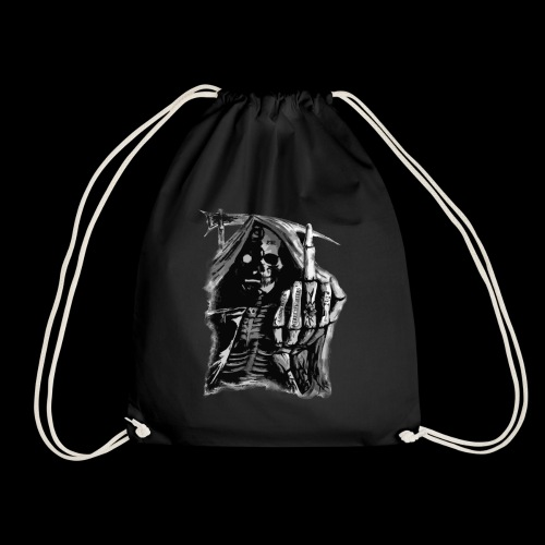 Condemned Streetfighters Reaper - Drawstring Bag