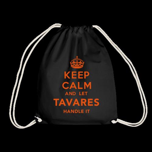 Keep Calm Tavares - Gymnastikpåse