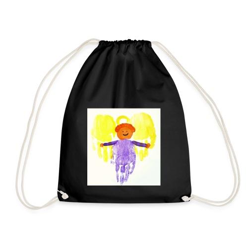 Angel - Drawstring Bag