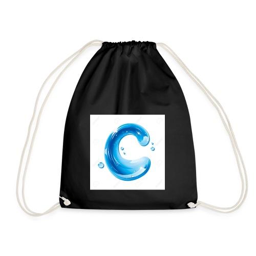 first merch - Drawstring Bag