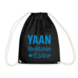 YAAN Meditation - Turnbeutel