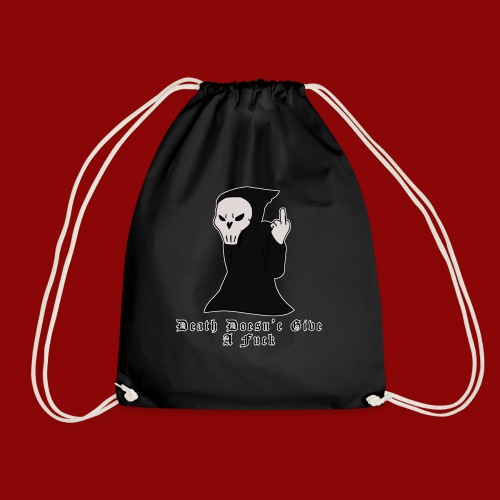 Death the Grim Reaper - Drawstring Bag