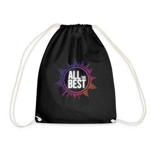 All The Best Logo - Drawstring Bag
