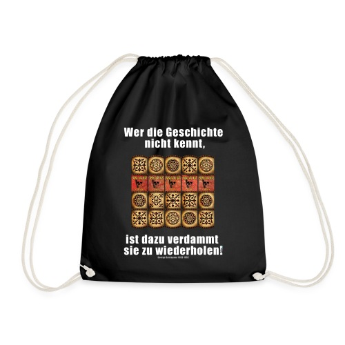 71_Geschichte_Lernen - Turnbeutel