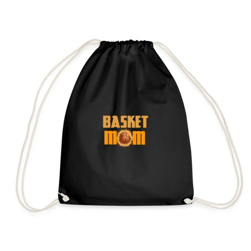 Basketball Mom Or BasketMOM - Sac de sport léger