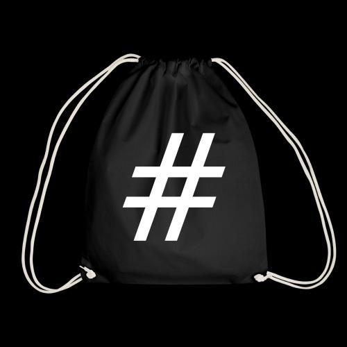 Hashtag Team - Turnbeutel