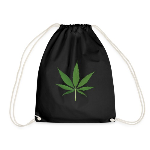 Weed - Drawstring Bag