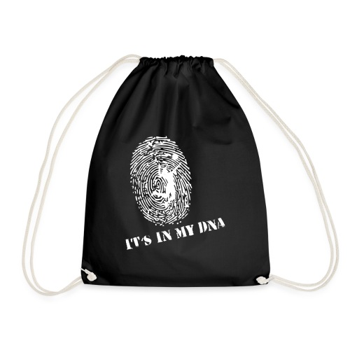 Volleyball is in my DNA - Drawstring Bag