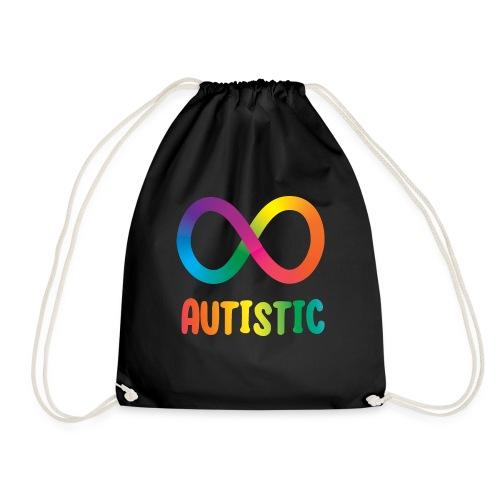 Autistic Infinity - Drawstring Bag