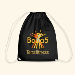 Baila5 Tanzfitness - Turnbeutel