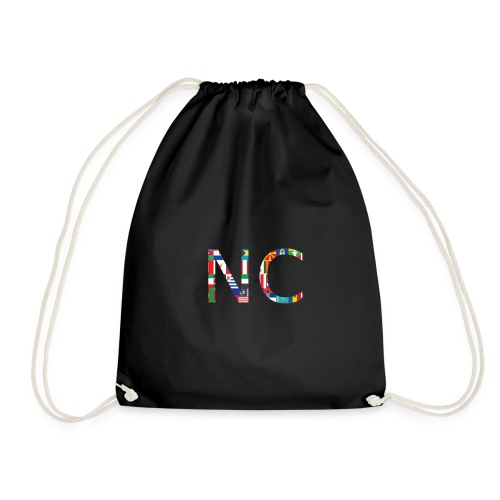 Nationcast Logo - Turnbeutel