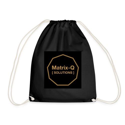 Matrix Q Solutions - Drawstring Bag