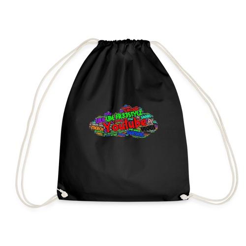 LBE FR33STYLZ - Drawstring Bag