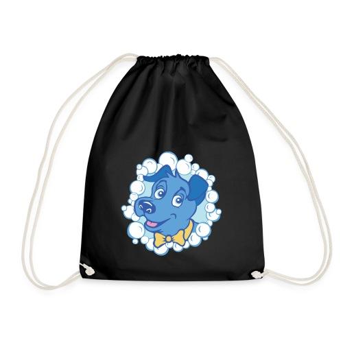 bubblyBarksLogo - Drawstring Bag
