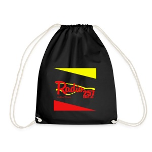 Radio 257 Generic design 1 - Drawstring Bag