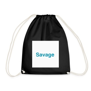 NEW EXLUSIVE SAVAGE MERCHANDICE - Drawstring Bag