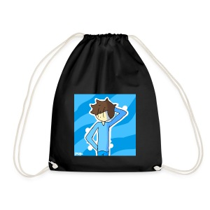 George Morgan West - Drawstring Bag