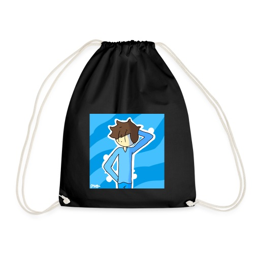 George Morgan West - Drawstring Bag
