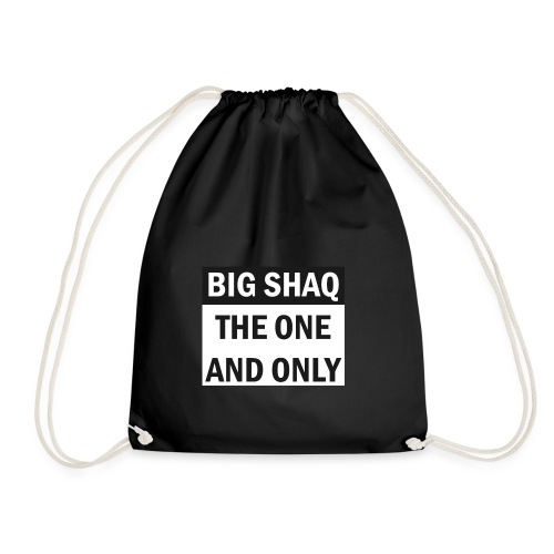 BigShaq BIG SHAQ THE ONE AND ONLY - Turnbeutel