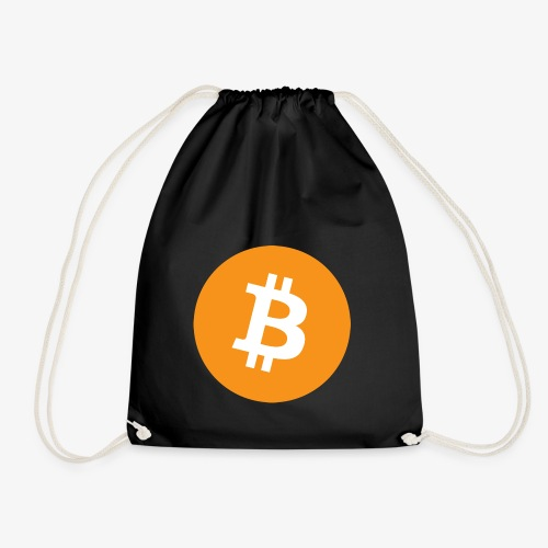 Bitcoin Apparel - Drawstring Bag