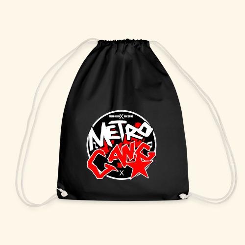 METRO GANG LIFESTYLE - Drawstring Bag
