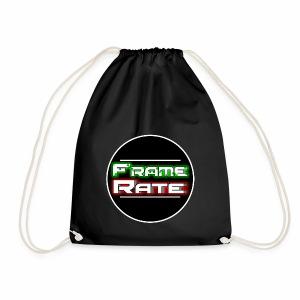 TFR Circle - Drawstring Bag