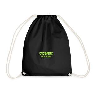 catzombies - Drawstring Bag