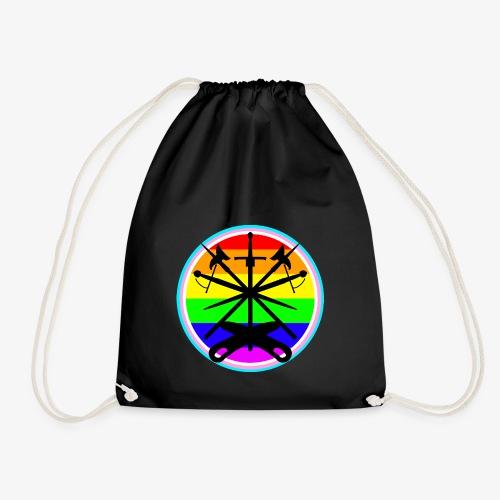 QT HEMA Logo Meyerist - Drawstring Bag