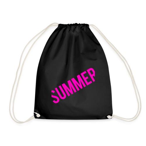Summer - Turnbeutel