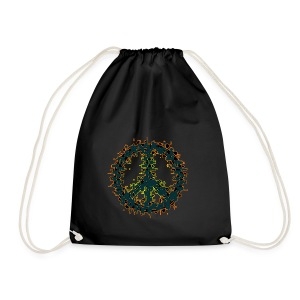 Broken Peace - Drawstring Bag