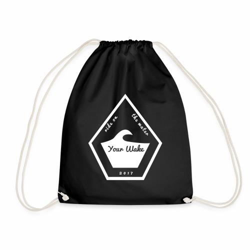 Your Wake Logo - Turnbeutel