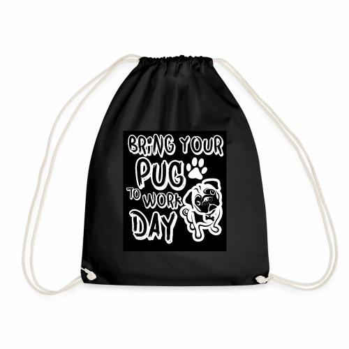 Bring your pug - Sac de sport léger