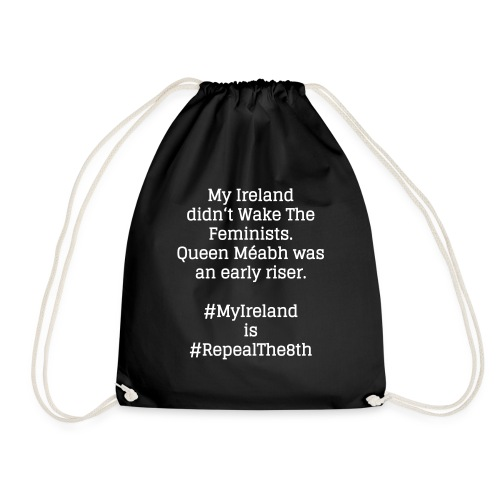 no name - Drawstring Bag