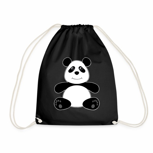 Panda mignon - Sac de sport léger