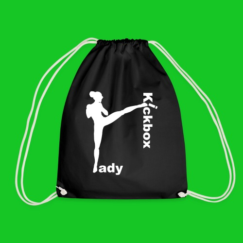 Kickbox vrouw - Gymtas