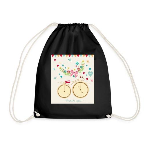 Thank You - Drawstring Bag
