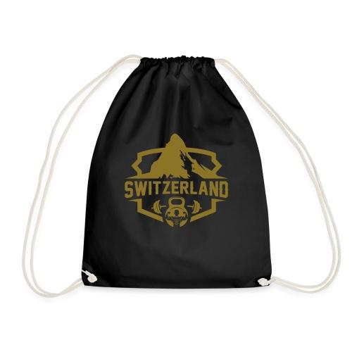 Swiss Mountain _ Gold Edtion - Turnbeutel
