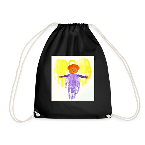 Angel - Drawstring Bag