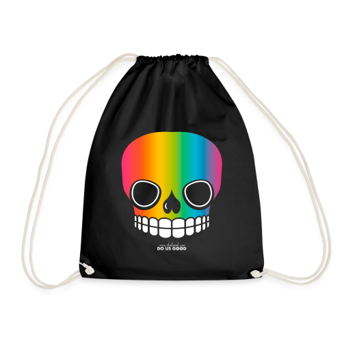 JUST SKULL rainbow - Jumppakassi