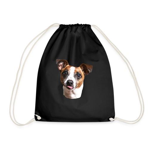 Jack Russell - Drawstring Bag