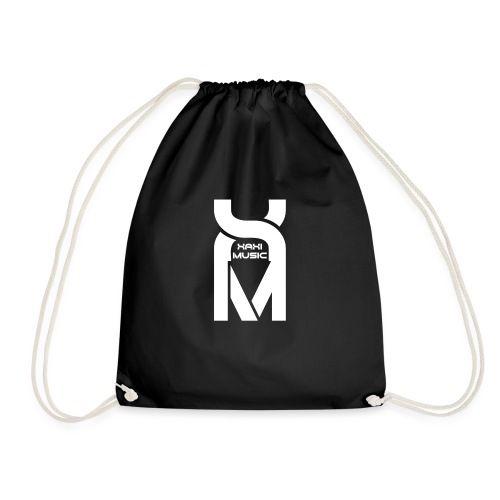 Xaxi Music Logo - Drawstring Bag