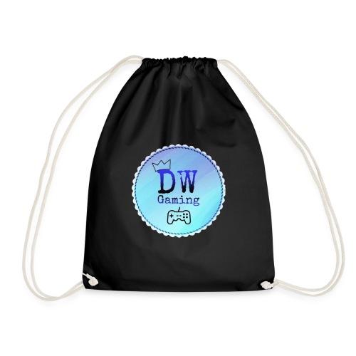 dw logo - Drawstring Bag