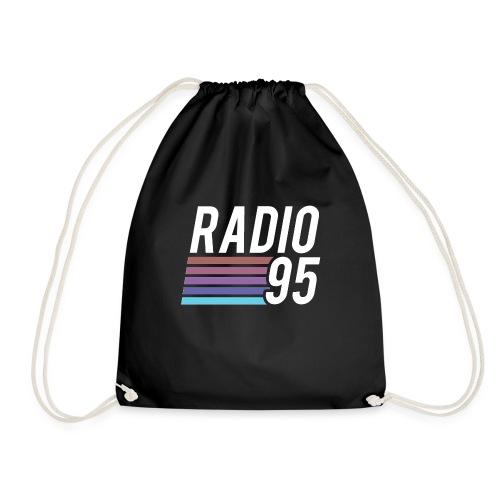 La t-shirt di Radio95! - Sacca sportiva
