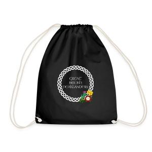 Great British Peaklanders (black) - Drawstring Bag